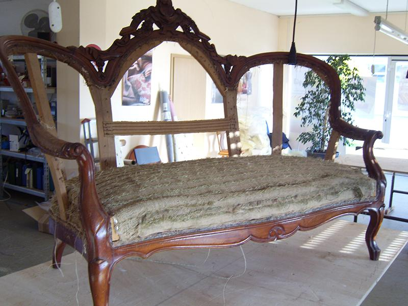 antike m bel polsterwerkst tte klaus wagner. Black Bedroom Furniture Sets. Home Design Ideas
