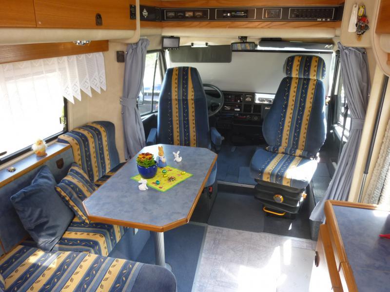 wohnmobil wohnwagen polsterwerkst tte klaus wagner in. Black Bedroom Furniture Sets. Home Design Ideas